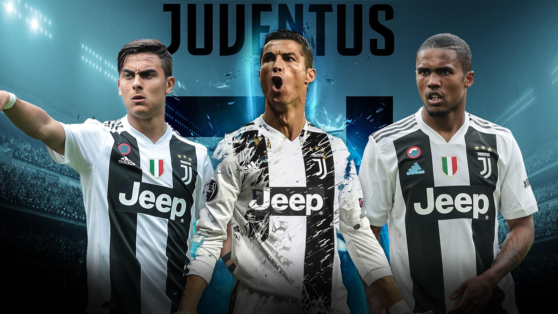 Juventus Turin Das Ist Das Neue Team Von Cristiano Ronaldo
